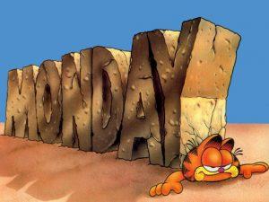 Garfield-hétfő